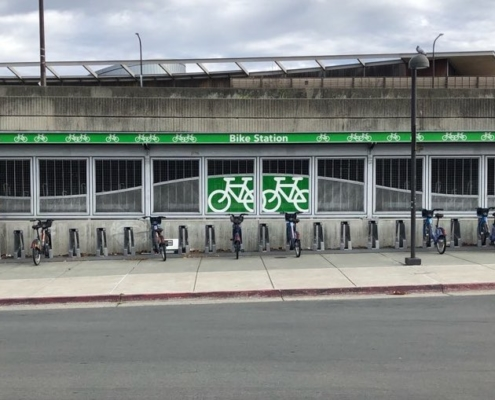 Ashby Bike Station